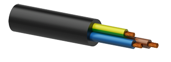 PVC Power Cable 3G1.5 - 100m