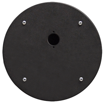 Centre Connection Plate with 1 x D-size Hole