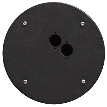 Centre Connection Plate with 2 x D-size Hole