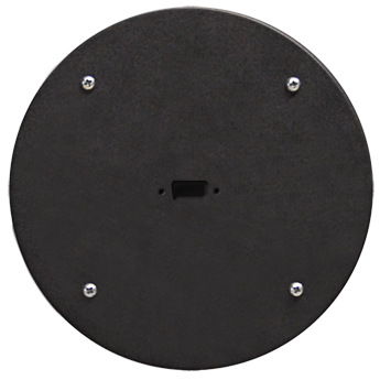 Centre Connection Plate with 1 x SVGA Hole