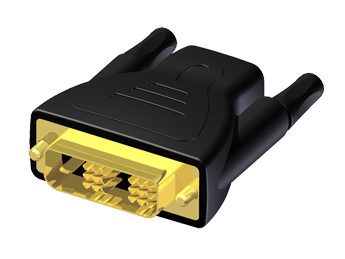 Adapter HDMI Female to DVI Male - Single Link